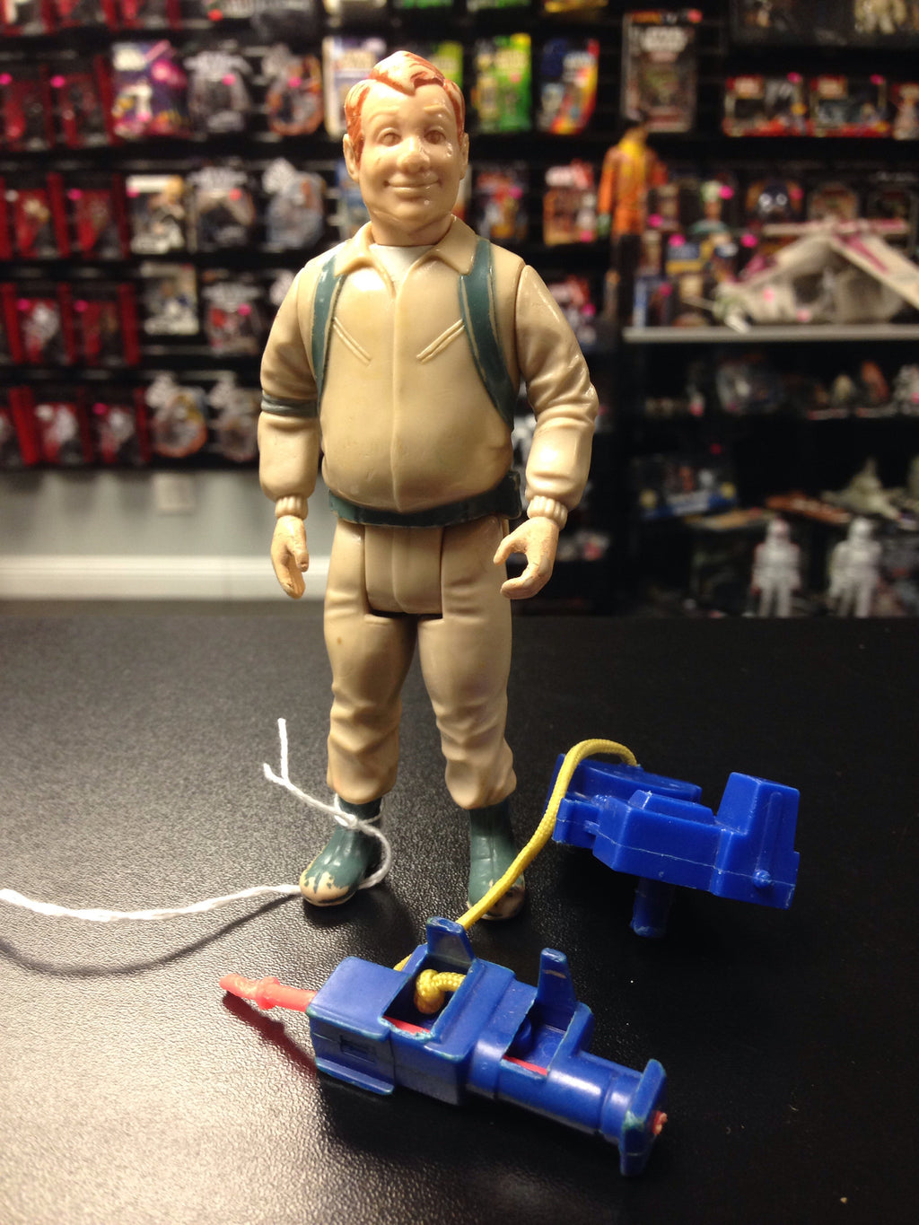 Kenner The Real Ghostbusters Series 1 Ray Stantz
