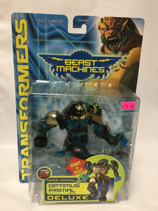 Hasbro Transformers Robots In Disguise Beast Machines Heroic Maximal Optimus Primal