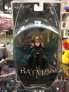 Batman Arkham City Harley Quinn