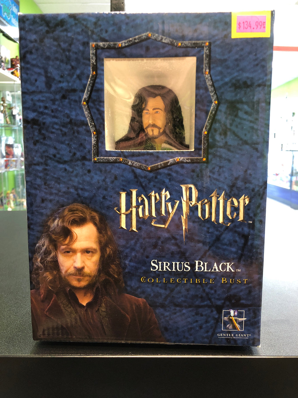 Gentle Giant Harry Potter SIRIUS BLACK Collectible Bust