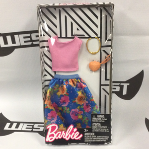 "MATTEL Barbie Single Fashion Pack - ""Splash of Color"""