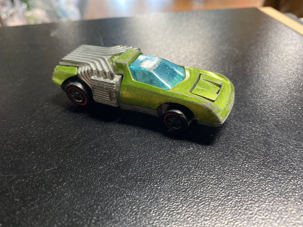 Mattel Hot Wheels Vintage 1970 Noodle Head