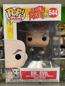 Funko POP! Movies Austin Powers Dr. Evil 644