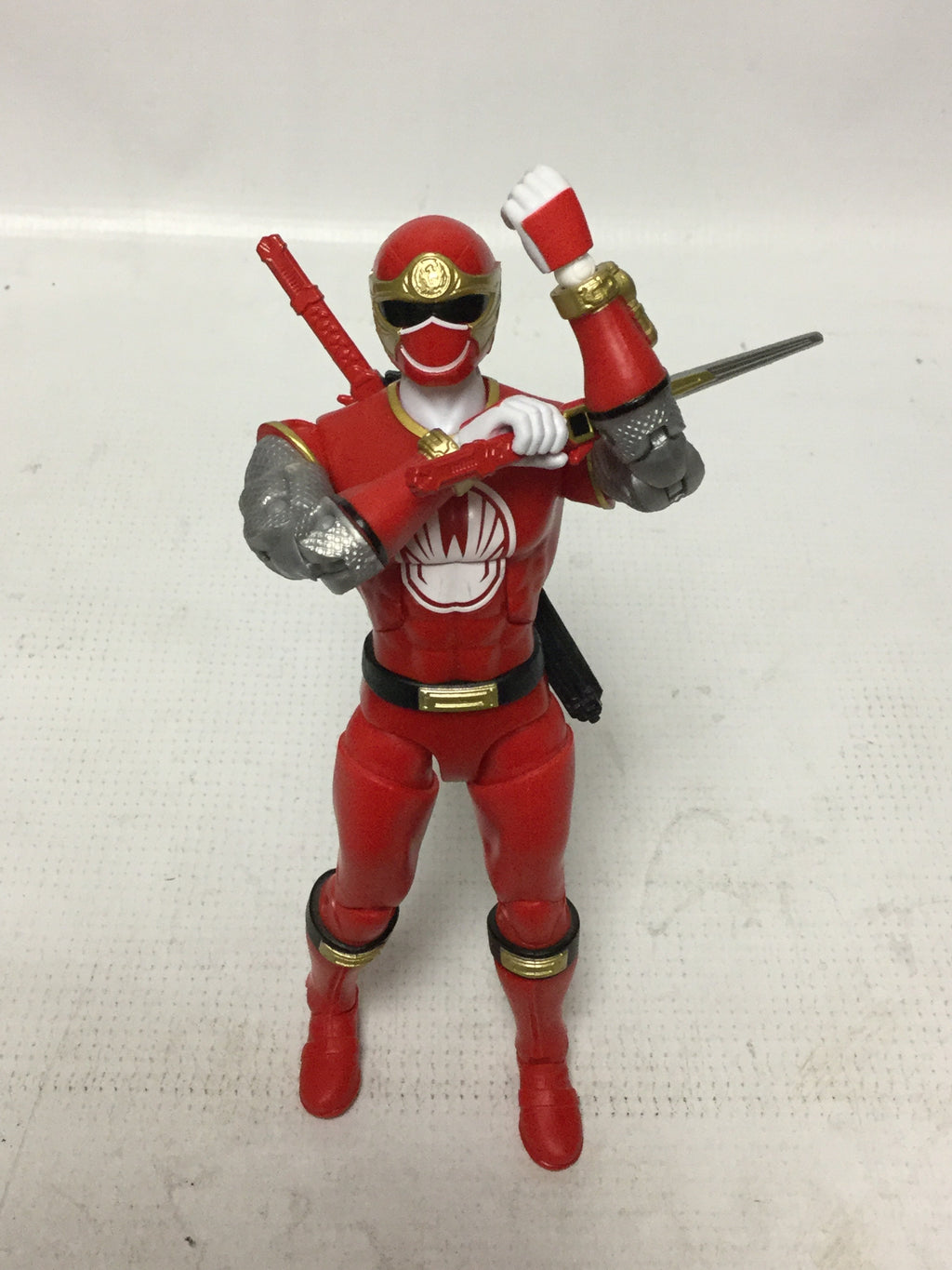 Bandai Power Ranger Ninjastorm Red Ranger