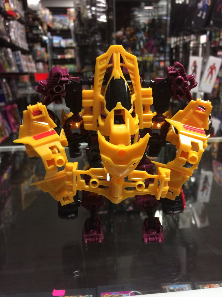 Transformers Construct Bots Decepticon Dragship