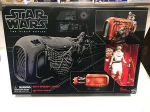 Star Wars Black Series Rey's Speeder (Jakku) 03