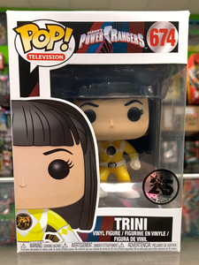 Funko POP! Television Power Rangers Trini 674
