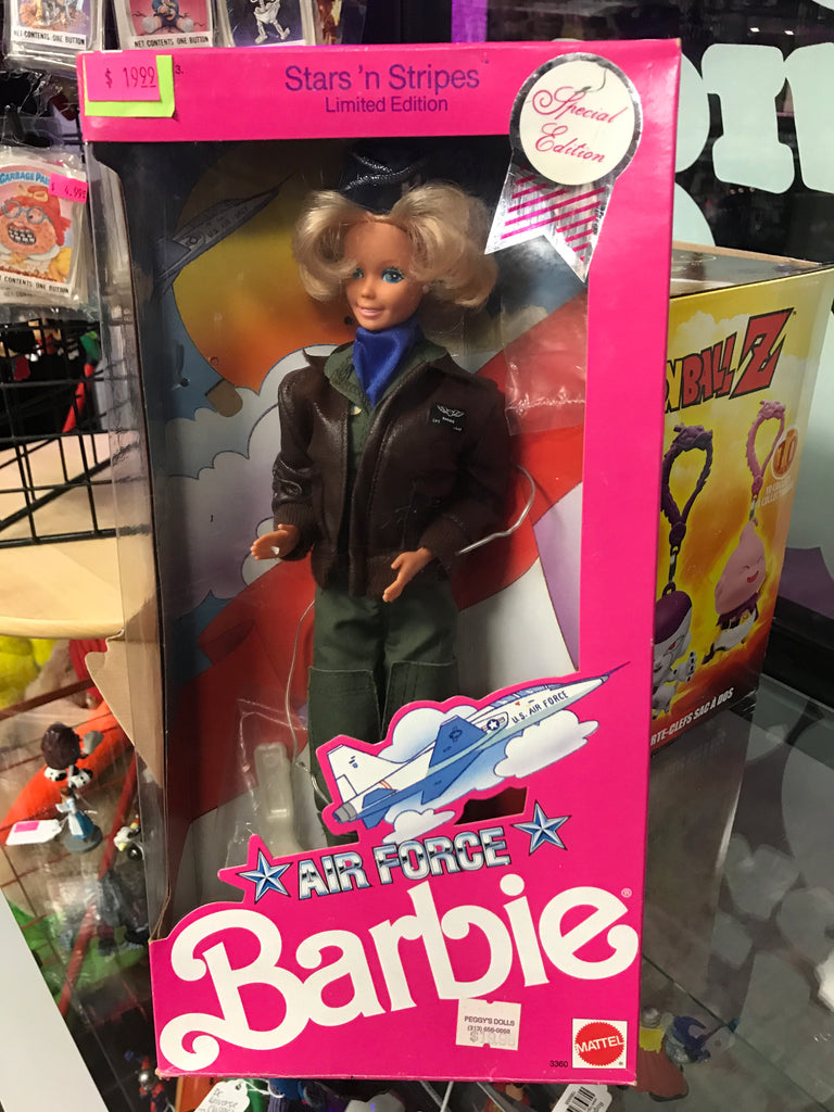 Barbie Air Force Barbie Stars' n Stripes Limited Edition