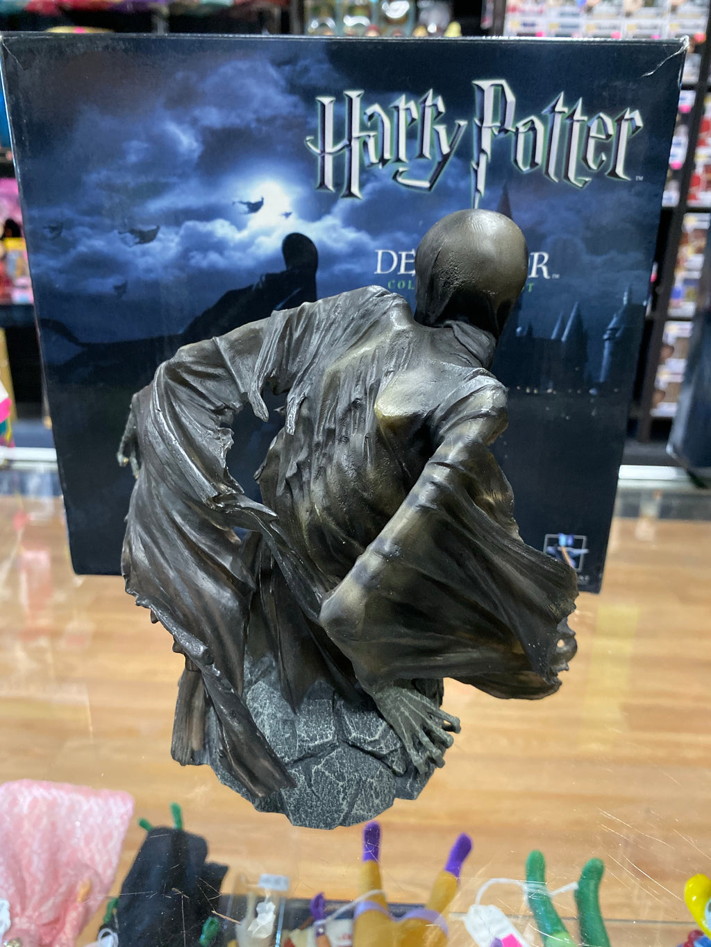Harry Potter Dementor Bust Gentle Giant