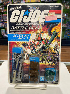 Hasbro G.I. Joe Battle Gear Accessory Pack #2 (1983)
