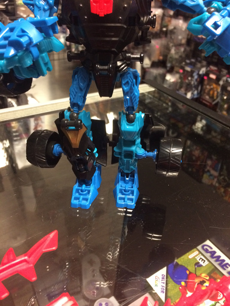 Transformers Construct Bots Drift & Roughneck Hasbro