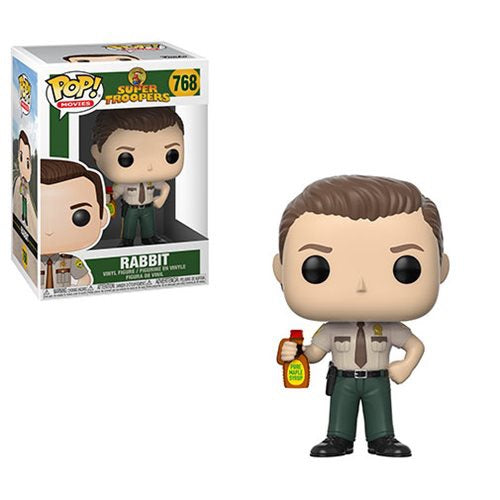 Funko POP! Movies Super Troopers Rabbit #768