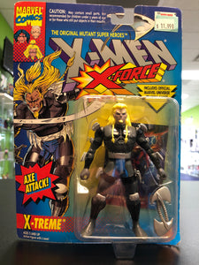 Toy Biz Marvel Comics The Uncanny X-Men X-Force X-TREME