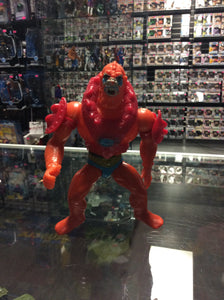 Mattel Masters Of The Universe Vintage Beast Man Red Armor