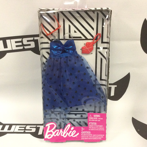 "MATTEL Barbie Single Fashion Pack - ""Sapphire Delight"""