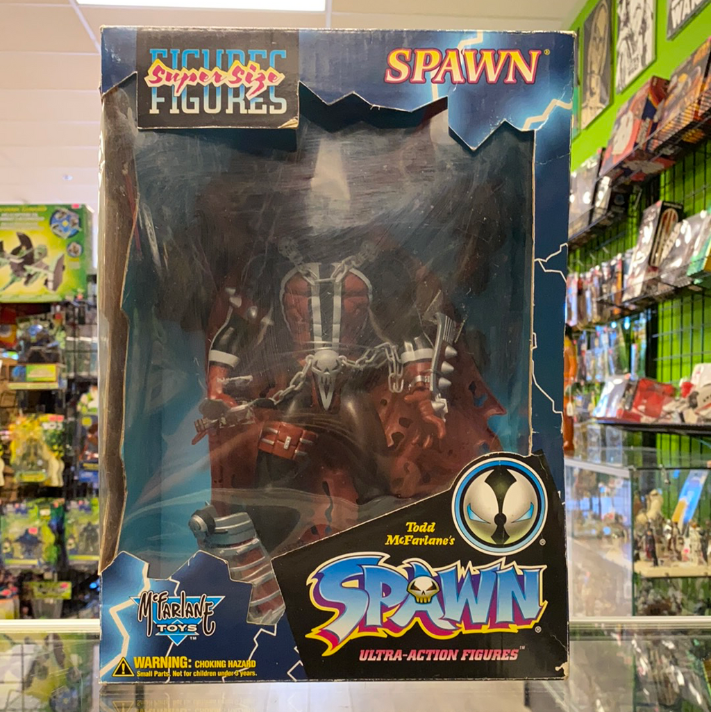 McFarlane Toys Spawn Supersize Figures