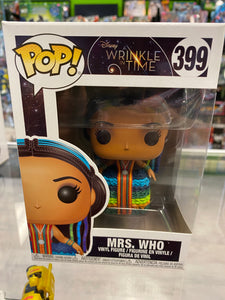 Funko POP! Disney Wrinkle In Time Mrs. Who