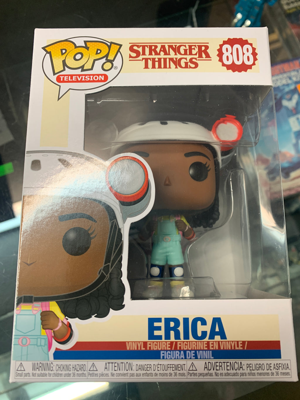 Funko POP! Television Stranger Things Erica #808
