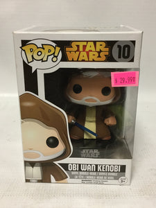 Funko POP Star Wars 10 Obi Wan Kenobi