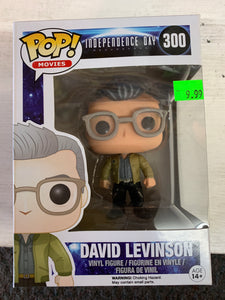 Funko POP! Movies ID4 David Levinson