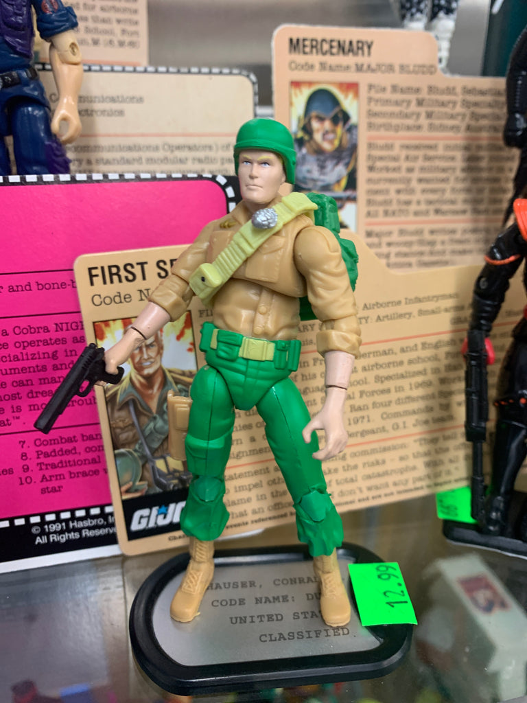 G.I. Joe Duke First Sergeant