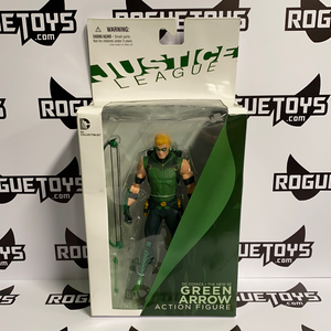 DC Collectibles Comics Justice League Green Arrow Action Figure