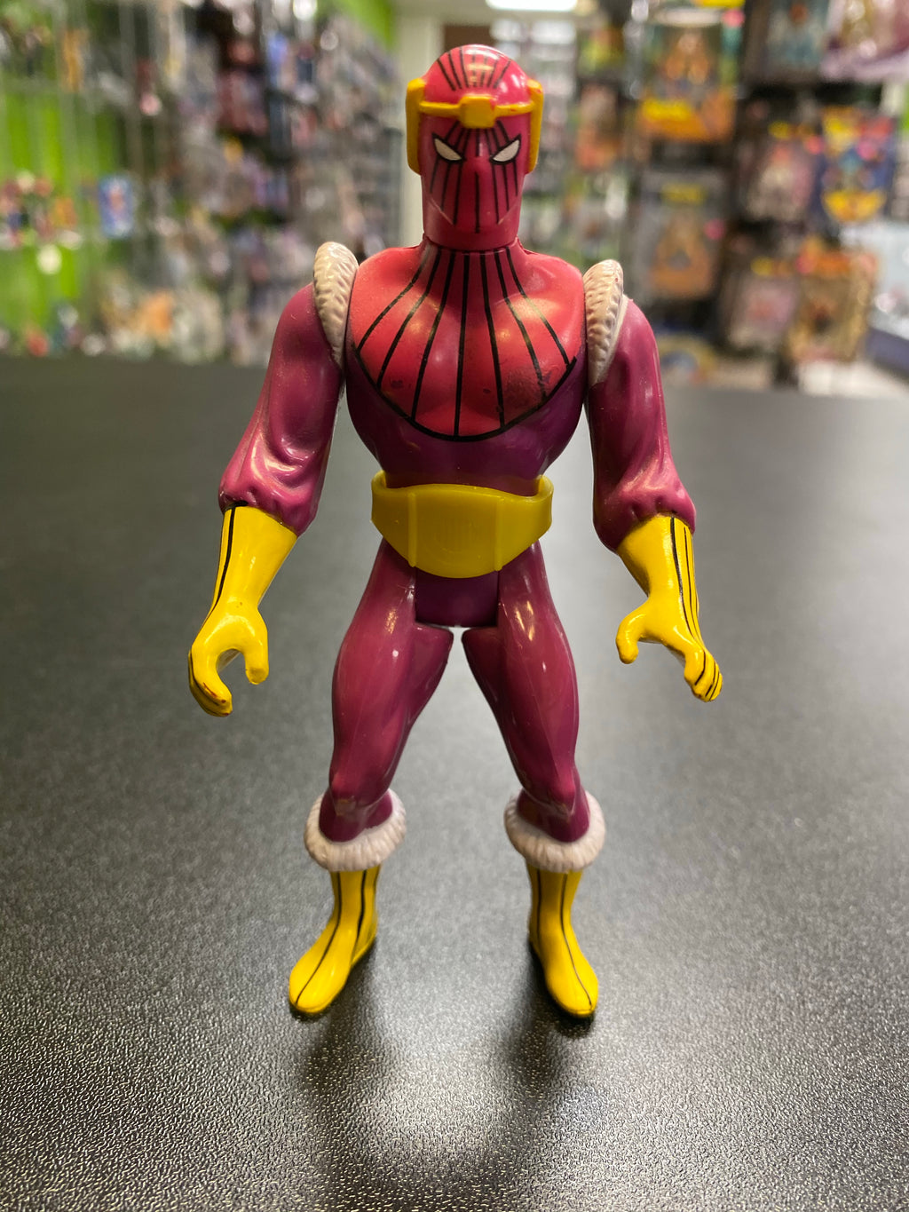 Marvel Vintage Secret Wars Baron Zemo Mattel