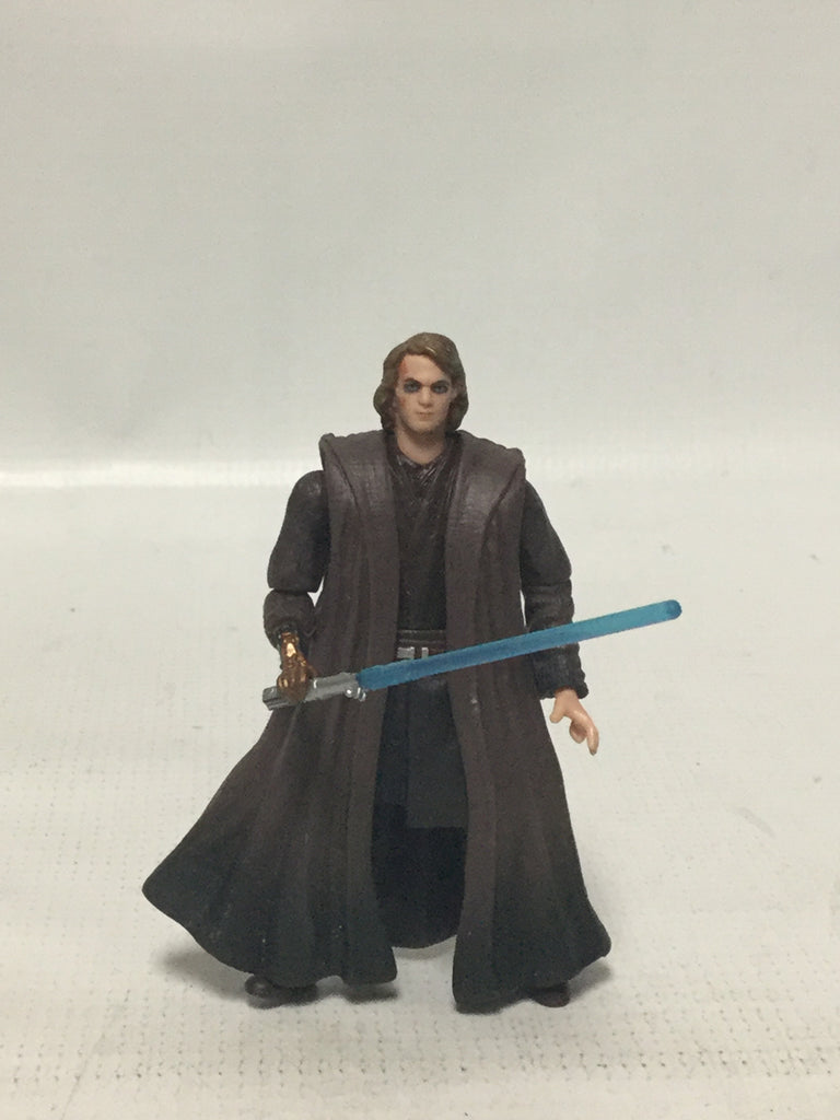 Hasbro Star Wars ROTS Slashing Attack Anakin Skywalker