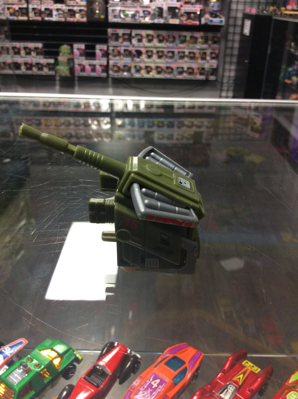 Hasbro G.I. Joe Action Pack Anti-Aircraft Gun