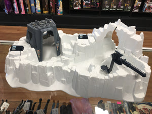 Star Wars Vintage ESB Hoth Imperial Attack Base  Kenner