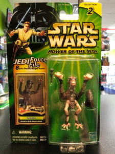 Hasbro Star Wars Power Of The Jedi SEBULBA