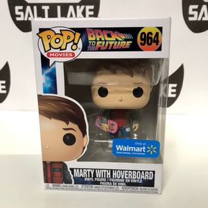 Funko Pop! Movies 964: Marty with Hoberboard