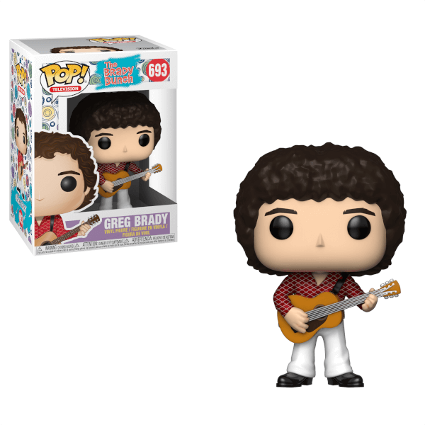 Funko POP! Television The Brady Bunch Greg Brady