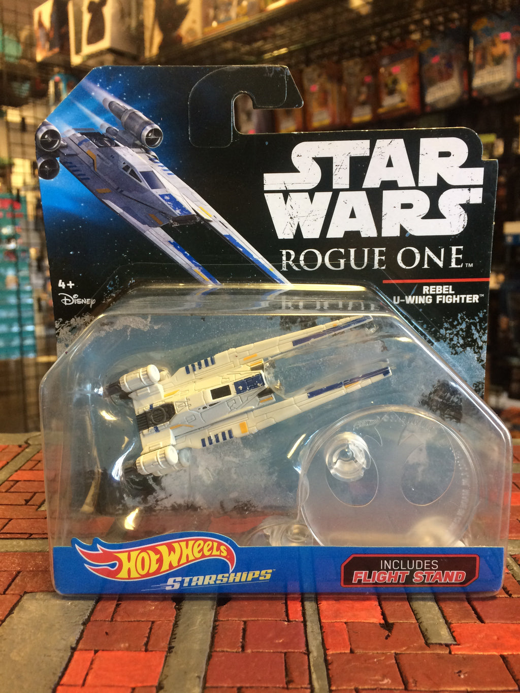 Mattel Hot Wheels Star Wars Rebel U-Wing Fighter