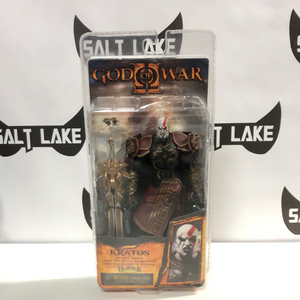 NECA God of War II Kratos in Ares Armor