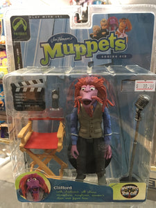 Muppets Muppets Tonight Clifford
