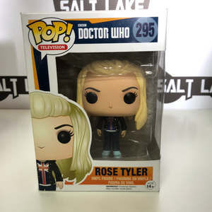 Funko Pop! Television #295: BBC Doctor Who Rose Tyler