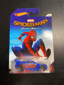 Mattel Hot Wheels Marvel Spider-Man Homecoming