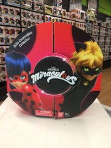 Bandai Miraculous Ladybug and Cat Noir 2017 Convention Exclusive