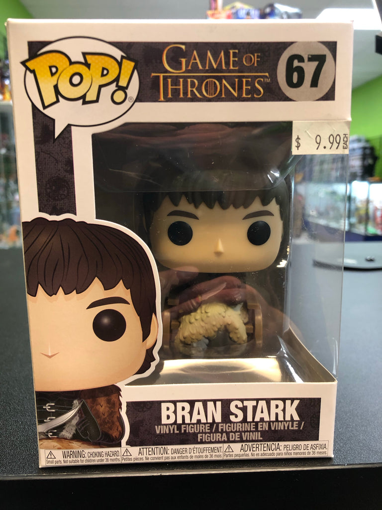 Funko POP! Game Of Thrones Bran Stark 67