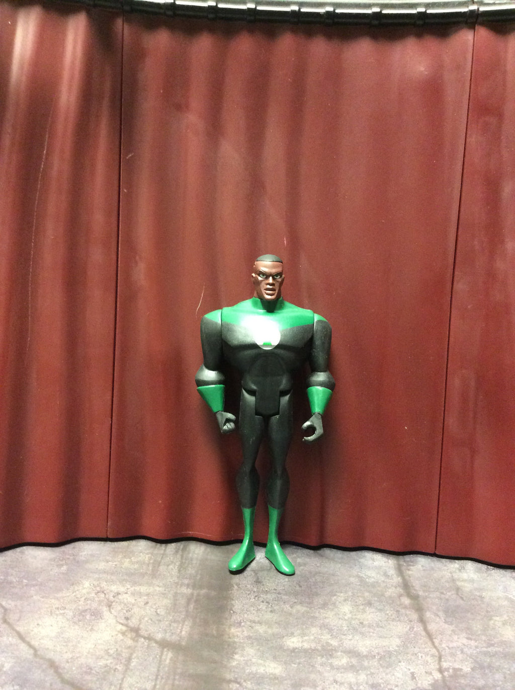 Mattel DC Universe Justice League Unlimited Jon Stewart
