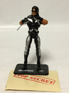 Hasbro Marvel Universe Warpath