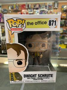 Funko POP! Television The Office Dwight Schrute #871