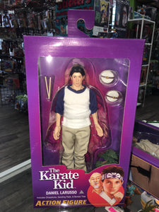 Neca The Karate Kid Daniel Larusso