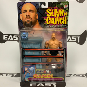 Toy Biz WCW/NWO Slam N Crunch Wrestlers Goldberg