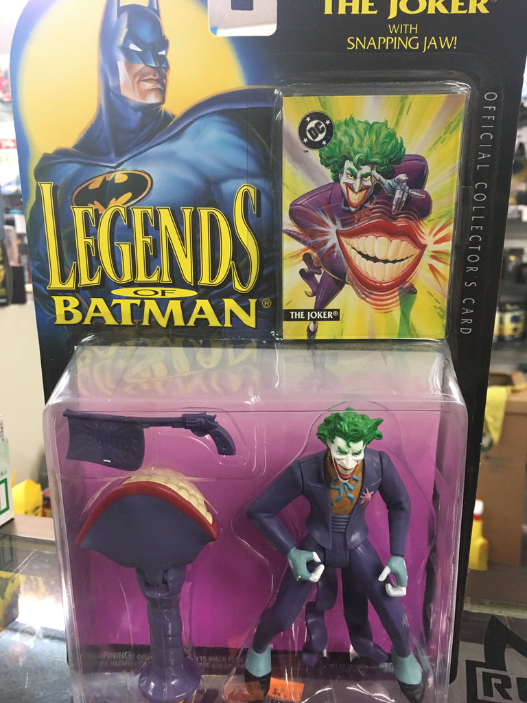 DC Legends of Batman The Joker