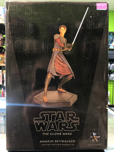 Gentle Giant Star Wars The Clone Wars Anakin Skywalker