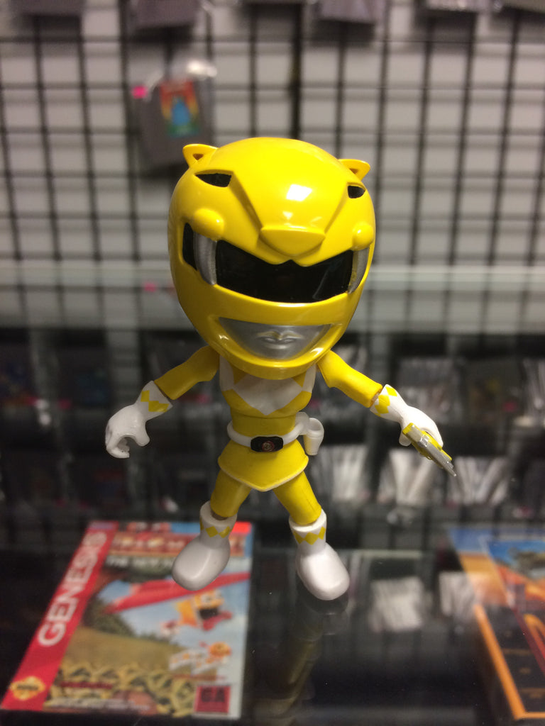 Mighty Morphin Power Rangers The Loyal Subjects Yellow Ranger