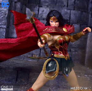 Pre-Order Mezco One 12 DC Wonder Woman