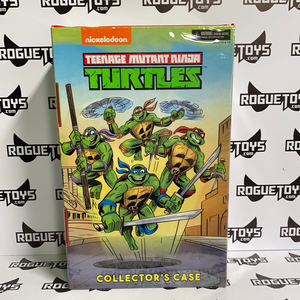 SDCC 2017 NECA TEENAGE MUTANT NINJA TURTLES COLLECTORS CASE